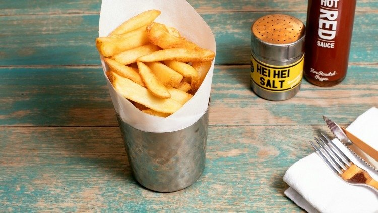 Happy Fries Day Deliveroo Foodscene