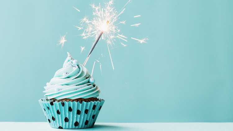 Celebrate Deliveroo Turning Five with a Free Cupcake