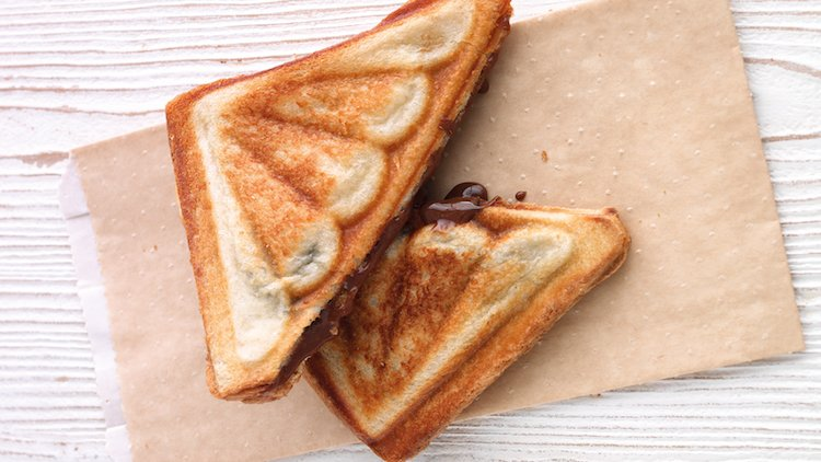 Ever Had a Cadbury Creme Egg Toastie? Try one on Deliveroo