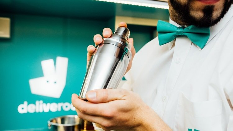 Win A Deliveroo Bar For Your Office