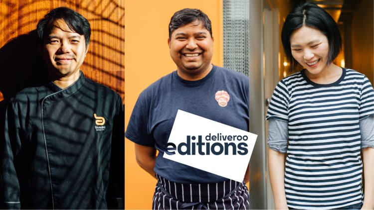 Deliveroo Editions: Bringing The Best Restaurants To You