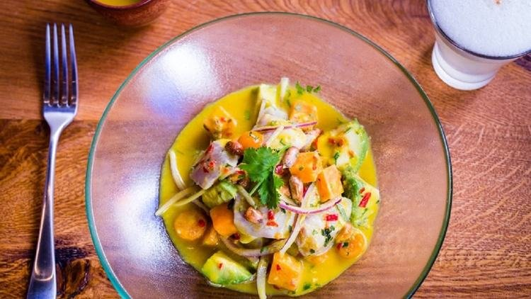 Andina Shoreditch - Spend £25 on Deliveroo and get free side in restaurant