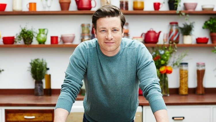 Jamie Oliver On His Lunchtime Revolution