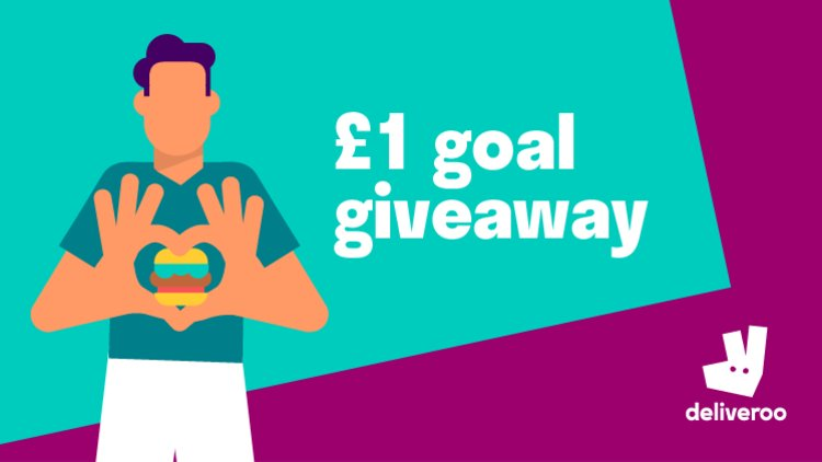 How to score credit with the £1 goal giveaway