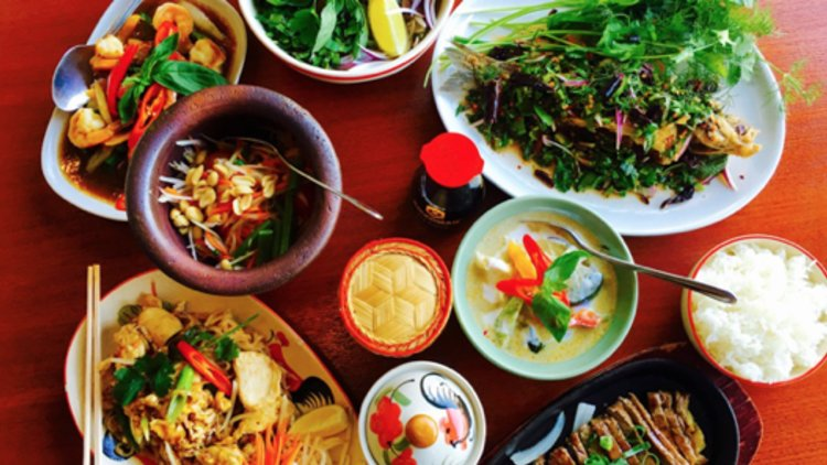 Asiatique - 30% off all mains when dining in house