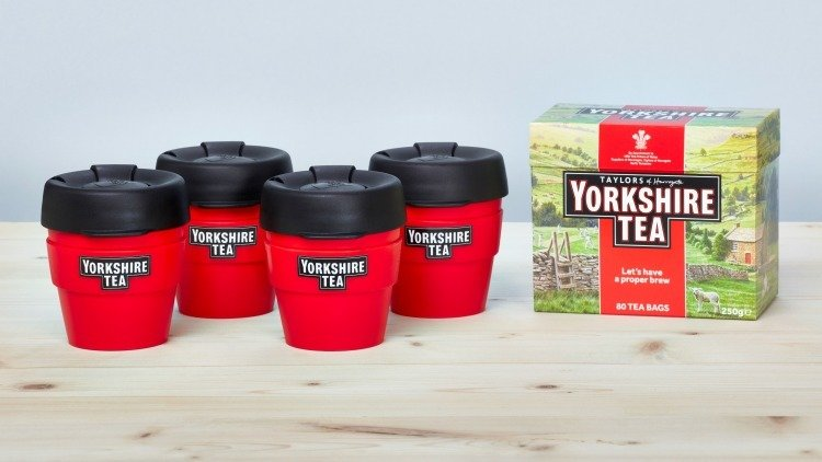 Get a Free Round of Yorkshire Tea