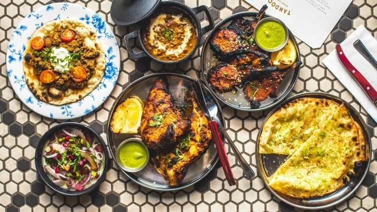 Tandoor Chop House's Spiced Roast Lamb Recipe