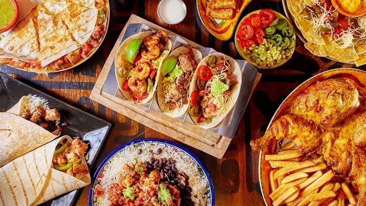 chipotle deliveroo