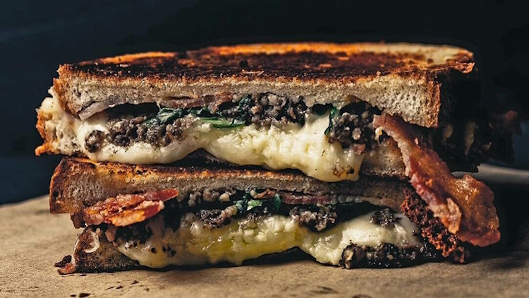 Give Your Grilled Cheese a Scottish Twist with Melt