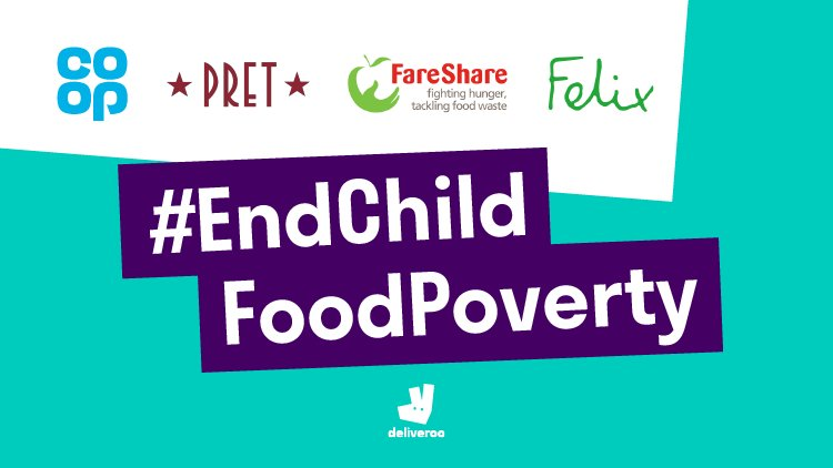 End child food poverty