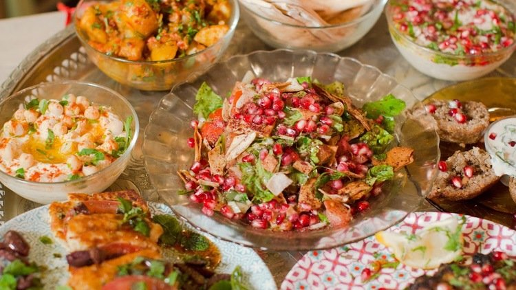 Make the most of your mezze with Comptoir Libanais